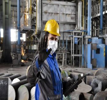 بهرهبرداری از کارخانه سنگ معدنی دولومیت نهاوند