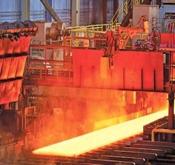 افزایش چشمگیر تولید فولاد در خوزستان