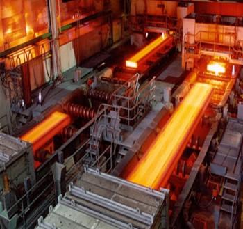 تعامل سنگ آهن و فولاد در تالار بورس