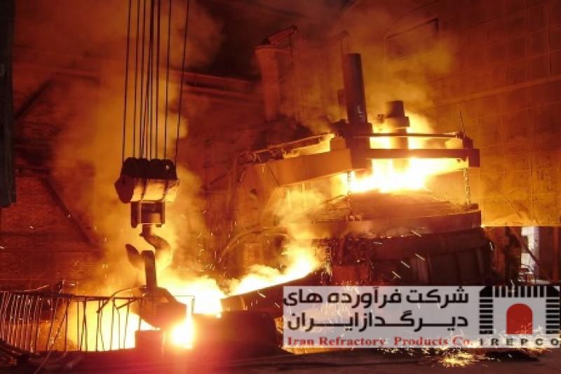 شرکت فرآورده های دیرگداز ایران